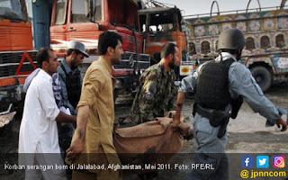 Bom Bunuh Diri Tewaskan 63 Orang di Pesta Pernikahan Syiah