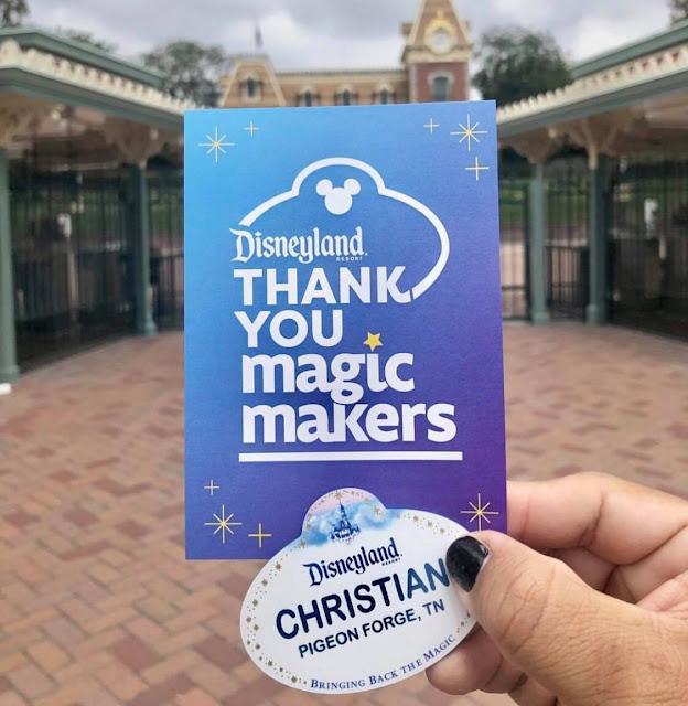 Disneyland-Resort-Reopening-Cast-Members-Magic-Makers