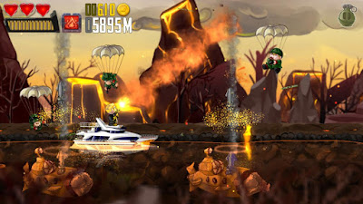 Ramboat: Shoot and Dash v3.6.2 Apk Mod Money Terbaru