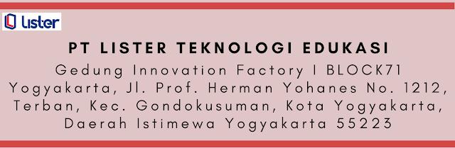 Lister Teknologi Edukasi