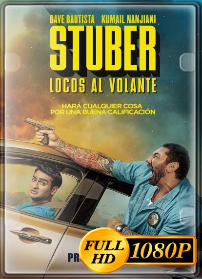 Pelicula Stuber Locos al Volante (2019) FULL HD 1080P LATINO/INGLES Online imagen