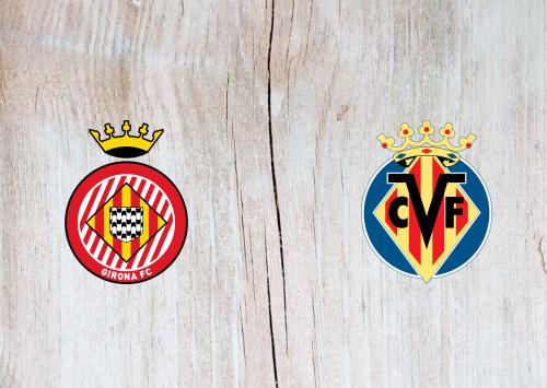 Girona vs Villarreal -Highlights 22 January 2020