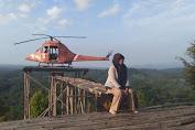 Warga Negara Brasil Kunjungi Wisata Alam Bukit Butut Bunga di Masamba