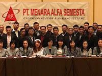 Lowongan Kerja PT. Menara Alfasemesta Pekanbaru