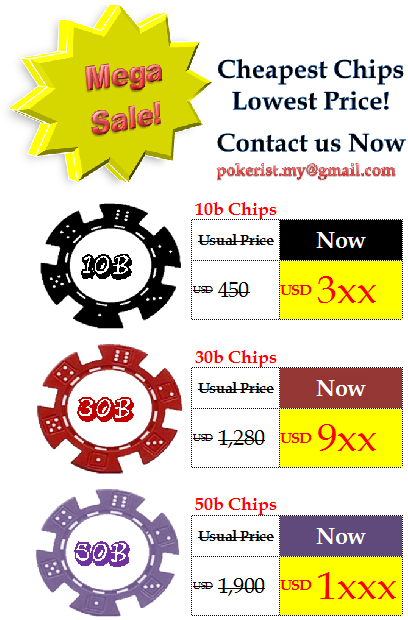 Pokerist Chips