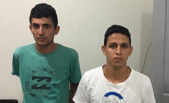 Assaltantes que invadiram pizzaria e atiraram para aterrorizar clientes são presos
