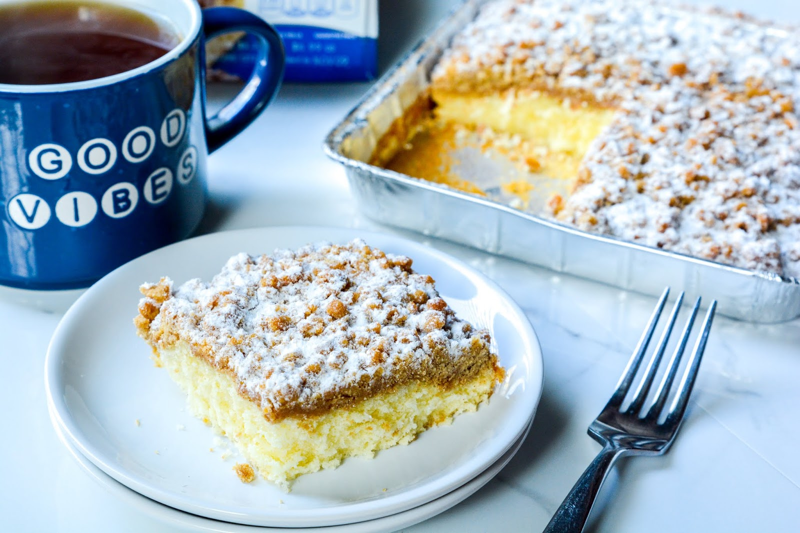 Entenmann's New York Style Crumb Cake