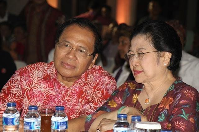 RR: Mbak Mega Membuat PDIP Partai Terbesar, tapi Cita-cita Bung Karno Makin Jauh