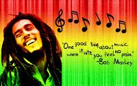 Wallpapers de Famosos - Bob Marley