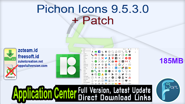 Pichon Icons 9.5.3.0 + Patch_ ZcTeam.id