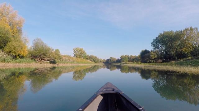 Du kayak aux Iles de Boucherville