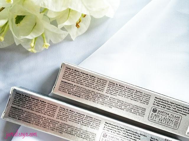 eyeliner lokal yang mengandung vitamin e dan jojoba oil