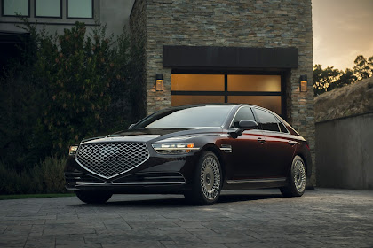 2021 Genesis G90 Review, Specs, Price