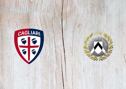 Cagliari vs Udinese -Highlights 20 December 2020