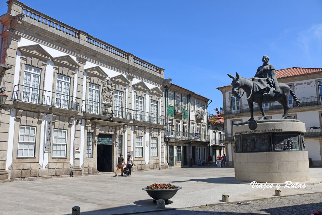 Largo São Domingos, Viana do Castelo