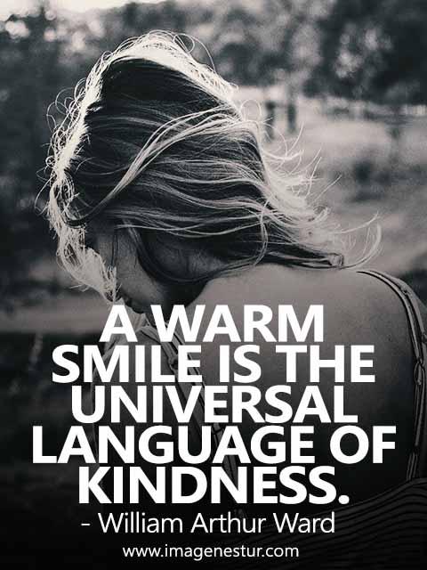 INSPIRING SMILE QUOTES