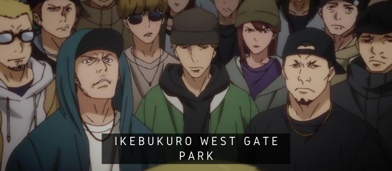 IKEBUKURO WEST GATE PARK - 13 Fotogramas