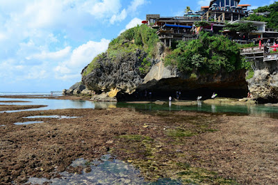 Plage de Suluban Ulawatu