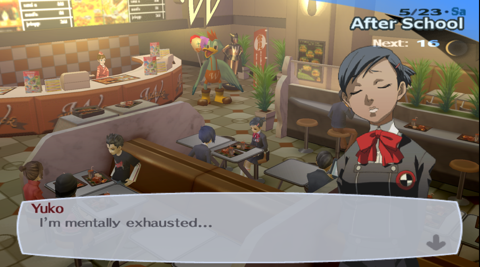 Pixel Trips: Persona 3 FES – First 16 levels of the Tartarus