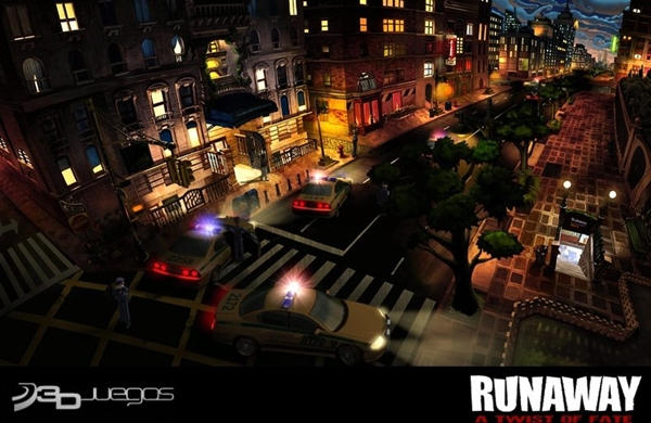 Runaway 3 A Twist of Fate PC Full Español Descarga