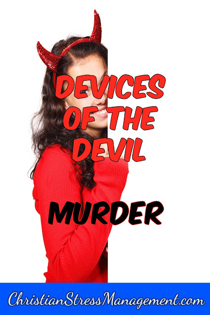 Devices of the devil - murder