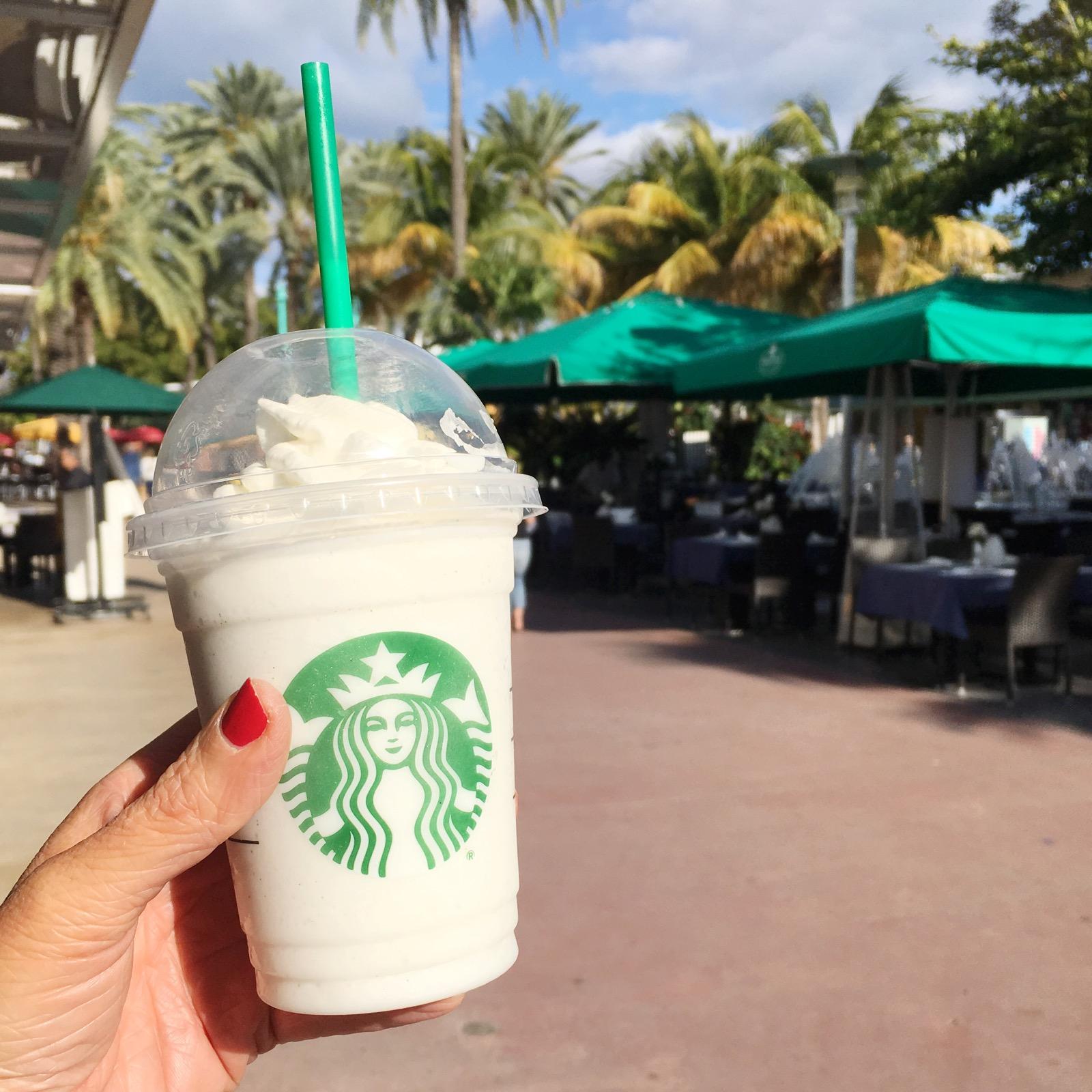 Starbucks America