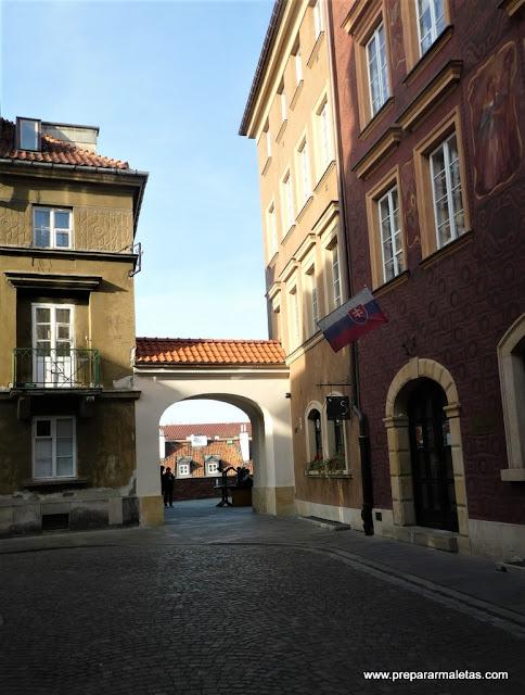 visitar Varsovia más de un día