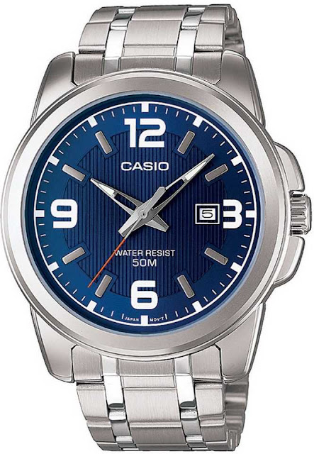 Casio MTP-1314D-2AVDF Enticer Men Analog Watch