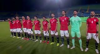 منتخب مصر لكرة القدم 2021