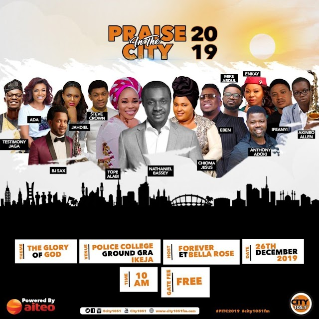 [Event] Praise In The City 2019