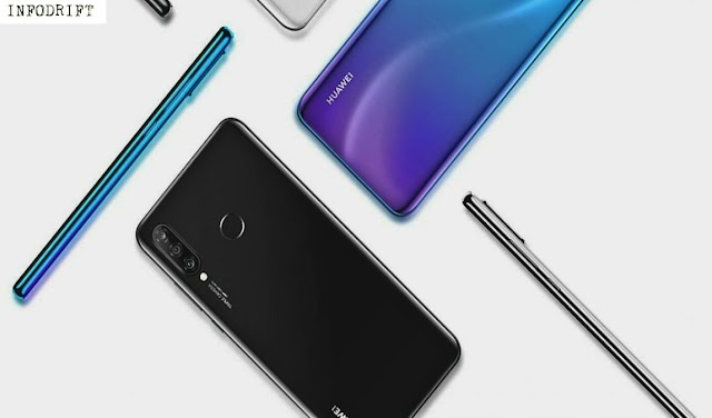 Huawei's new launch: Huawei nova 5i is all set to fire-up the tech market with its exciting features... just have a look