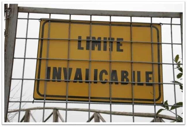 Limite invalicabile