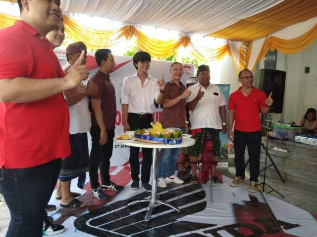 Peresmian Gedung Baru Astra Motor Batubulan Bali