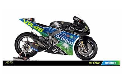 Tim VR46 Aramco Milik Valentino Rossi Semakin Condong Ke Ducati? Sudah Deal?
