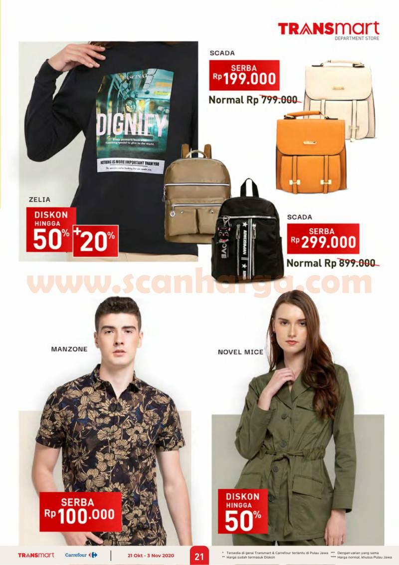 Katalog Promo Carrefour 21 Oktober - 3 November 2020 21