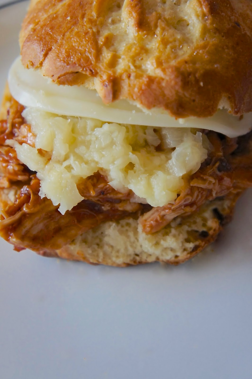 Chipotle Barbecue Chicken Sandwiches: Savory Sweet and Satisfying