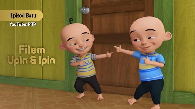 Upin & Ipin, New Episode , Episod Baru, Ramadhan, Puasa,