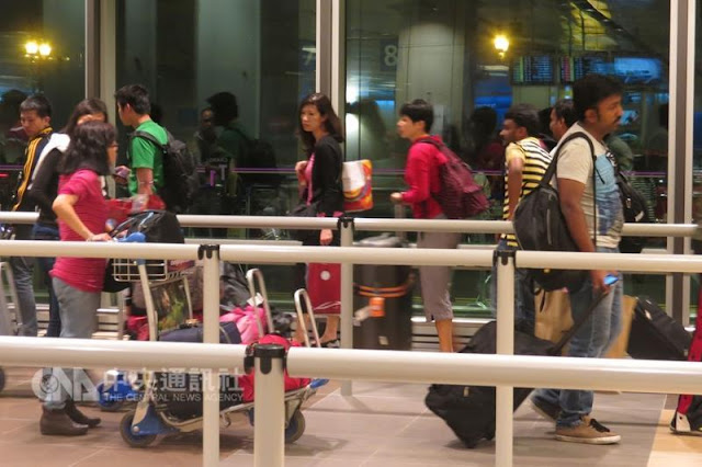 Sekarang Thailand dan Brunei Sudah Bebas Visa Masuk Taiwan dan Juga Indonesia