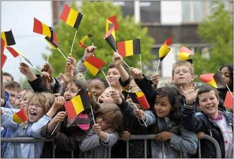 Belgium National Day Images