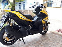 Ini dia!!! Cara Pasang Cakram Belakang Yamaha Aerox 155 (Vlog)