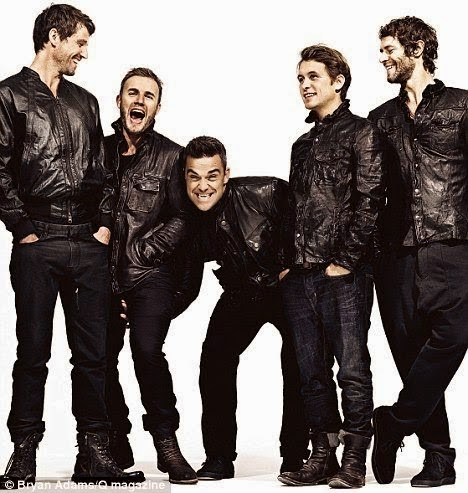 The Week that Was/Take That are back! Gary Barlow etc