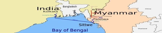 Sittwe Deep Water Port Built By India In Myanmar To Be Operational Soon, To Benefit Landlocked Mizoram