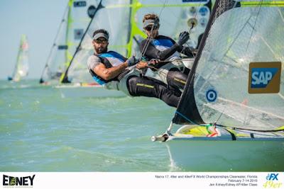 Julien d'Ortoli - Noé Delpech en pleine action.