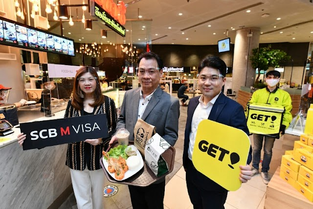 GET, The Mall and SCB partner to launch data-driven, hyperlocal food delivery service GET FOODHALL