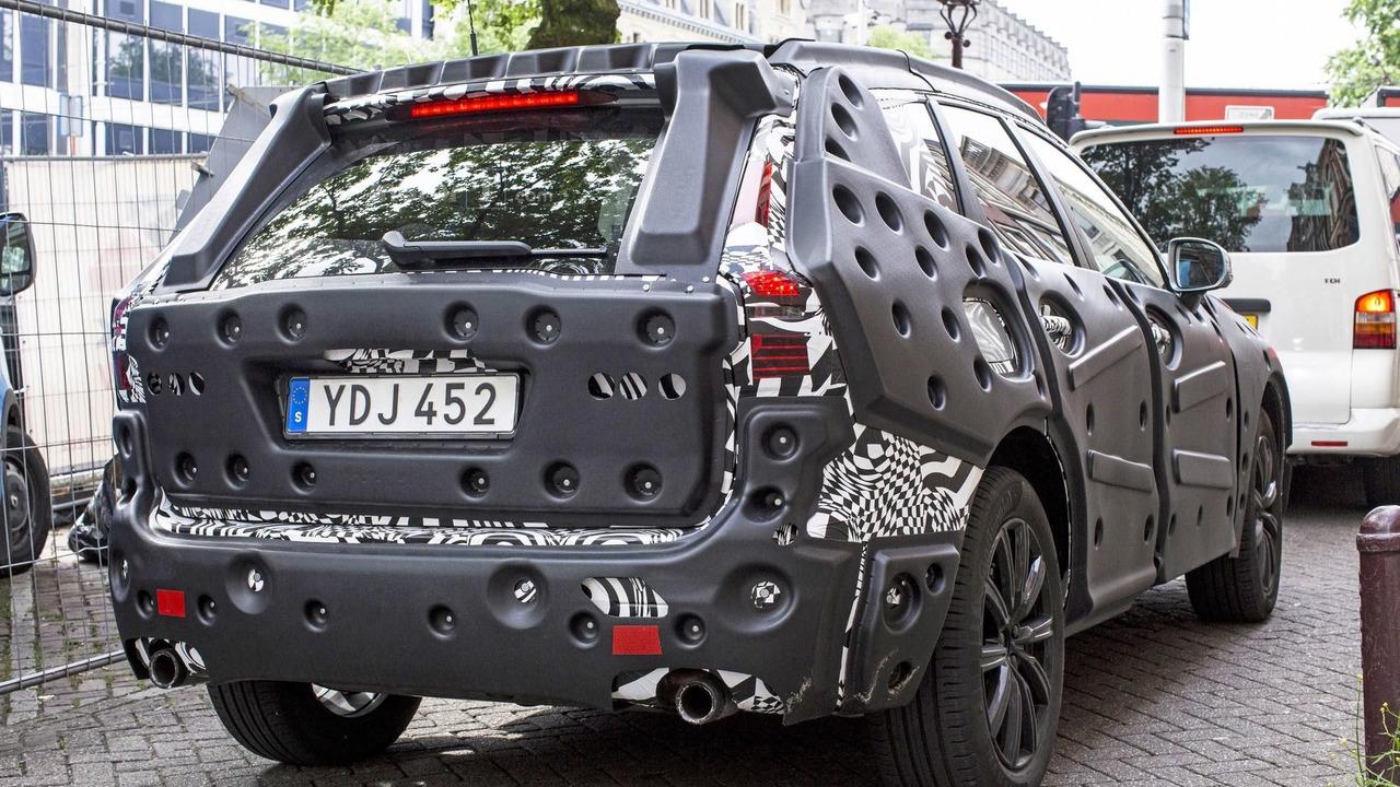 Spy Shot Neuer Xc60 Ein Weiteres Mal Erwischt Volvo News