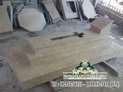 Makam Marmer Tingkat 3