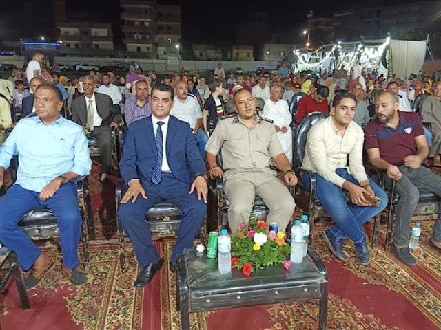 على طريقتها الخاصة كوم حمادة تحتفل بالعيد القومي لمحافظة البحيرة