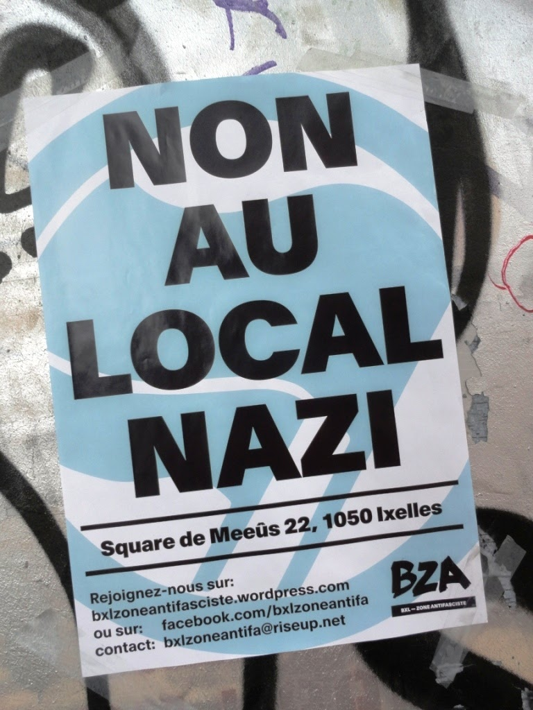 non au local nazi