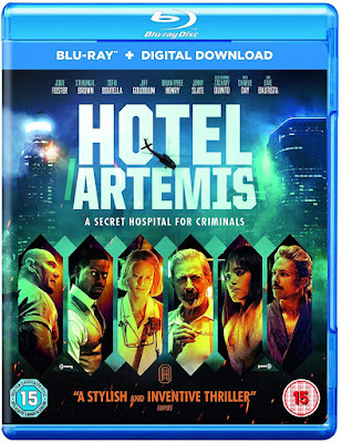 Hotel Artemis (2018) Dual Audio 720p | 480p BluRay x264 [Hindi – Eng] 700Mb | 250Mb [HINDI HQ Fan Dub]