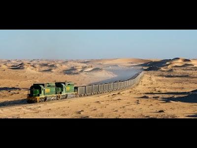 Sahara Railway